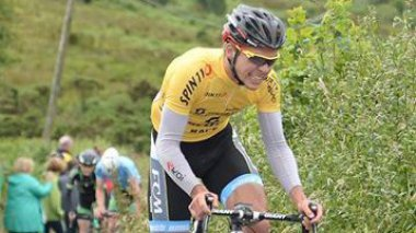 Marin Joublot-Ferré lors du Junior Tour of Ireland 2015 / © Junior Tour of Ireland