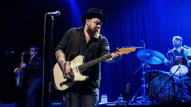 Nathaniel Rateliff and the night sweats / © maxppp