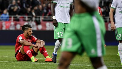 Ligue 1 : Dijon perd face à Saint-Etienne