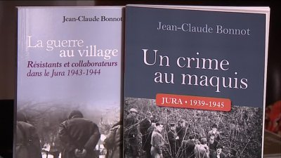 L'Occupation racontée par Jean-Claude Bonnot
