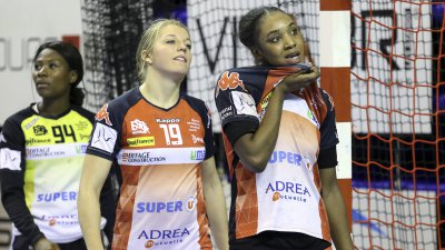 Coupe d'Europe de handball : suivez en direct le match retour ESBF - Lada Togliatti sur france3.fr