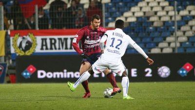 Foot : Auxerre s'incline face au Clermont Foot