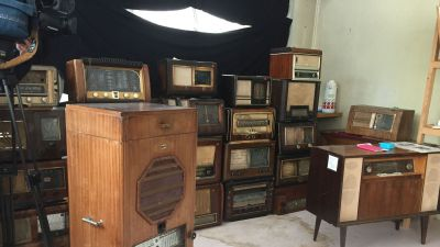 Le musée de la radio de Villers-le-lac disperse sa collection