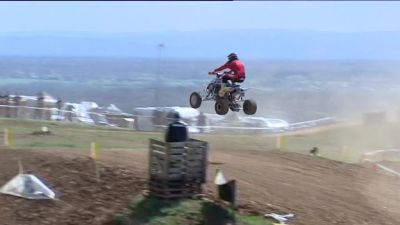 Dole : quad cross et moto cross au programme