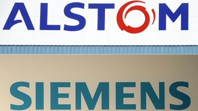 VIDEO. Fusion Alstom-Siemens : les conditions sont