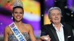 Alain Delon quitte le Comité Miss France