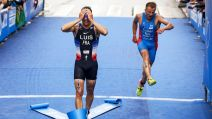 Vincent Luis vice champion du monde de triathlon 2018