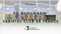 direct variétés club de France - FC Gueugnon