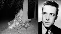 Albert Camus accident (AFP)