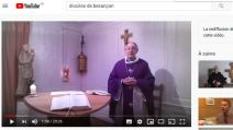 Messe sur Youtube