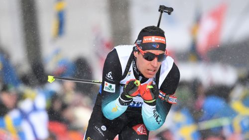 Coupe du monde de biathlon : Quentin Fillon-Maillet rate la mass start mais termine une belle saison à la 3ème place