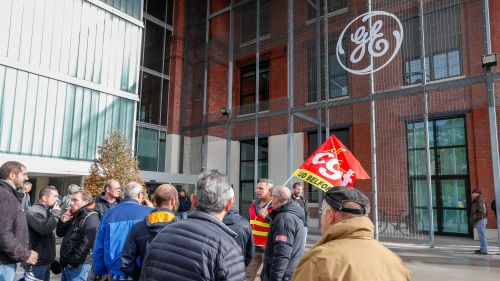 General Electric : discussions interrompues entre syndicats et direction