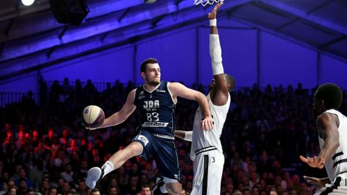Basket : la JDA Dijon a remporté la Leaders Cup 2020