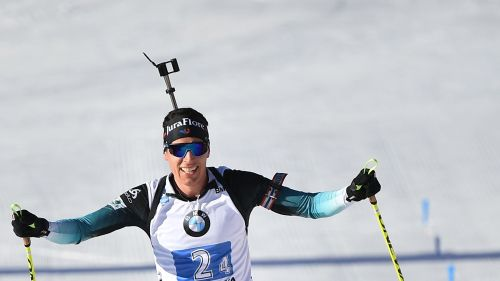 Biathlon. Mass start : Quentin Fillon-Maillet termine 8e