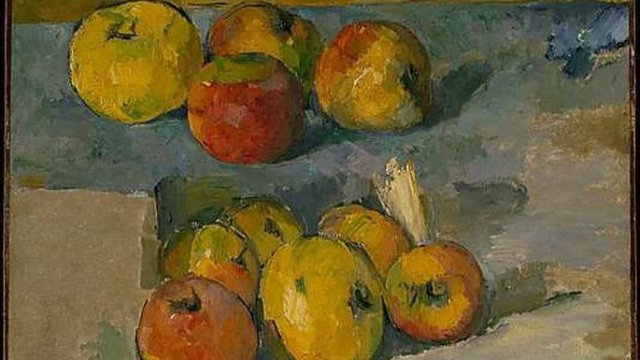 Paul Cézanne, Pommes, 1878-1879,