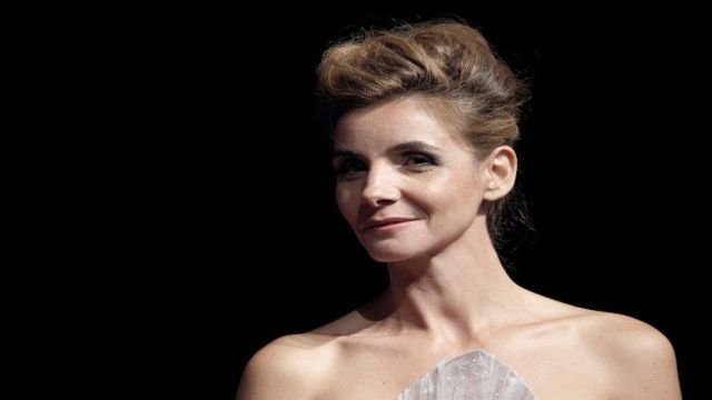 Clotilde Courau / © AFP PHOTO/CHARLY TRIBALLEAU