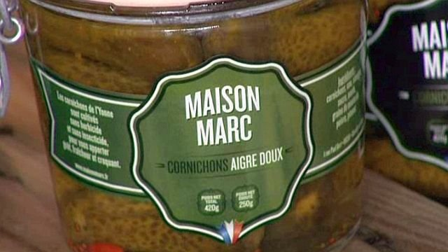 "L'Yonne abrite le dernier producteur de cornichons ""made in France"""