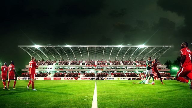 Football : le stade de Dijon comptera 20.000 places en 2017