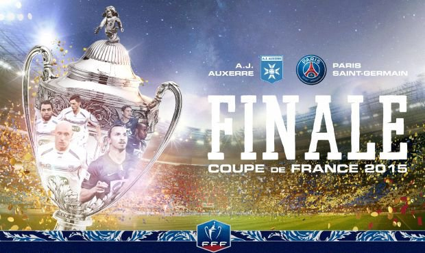 Aja psg suivez la finale de la coupe de france 2015 en direct sur internet france 3 bourgogne - Coupe de france foot en direct ...