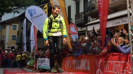 VIDEO. 360 km de course en 86 h : Patrick Bohard gagne le Swiss Peaks Trail