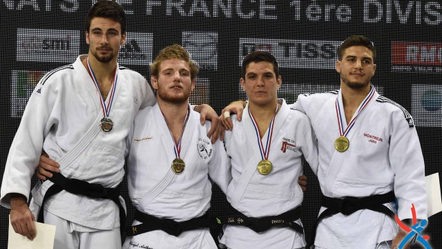 Judo : le bronze pour Franck Party