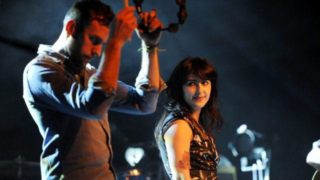 Lilly Wood and The Prick en 2011 à La Rodia / © maxppp
