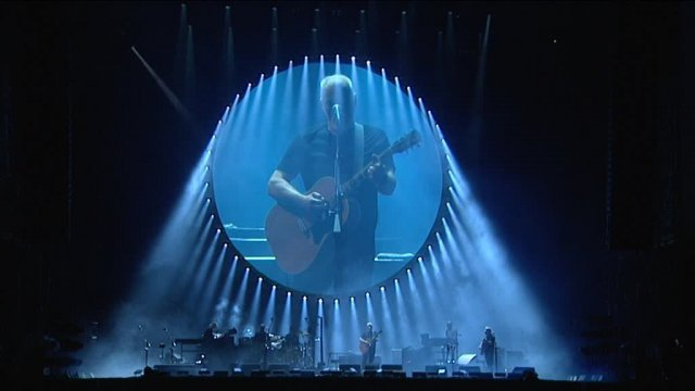 VIDEOS ► L'inoubliable concert de David Gilmour à la Saline Royale d'Arc-et-Senans
