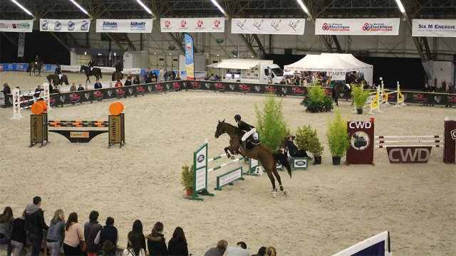 10 000 spectateurs sont espérés au Jumping international de Dijon. / © Jumping de Dijon