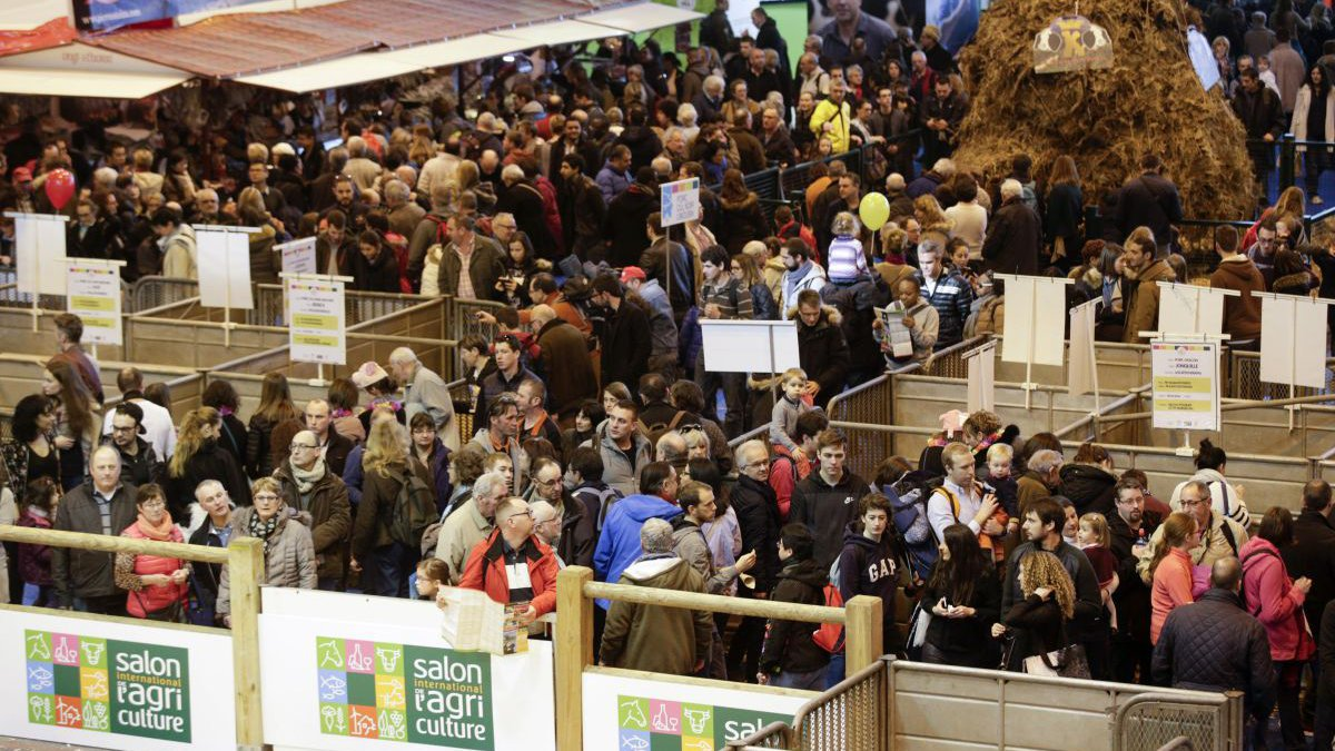 Salon international de l agriculture 2017 o trouver les - Salon de l agriculture place gratuite ...