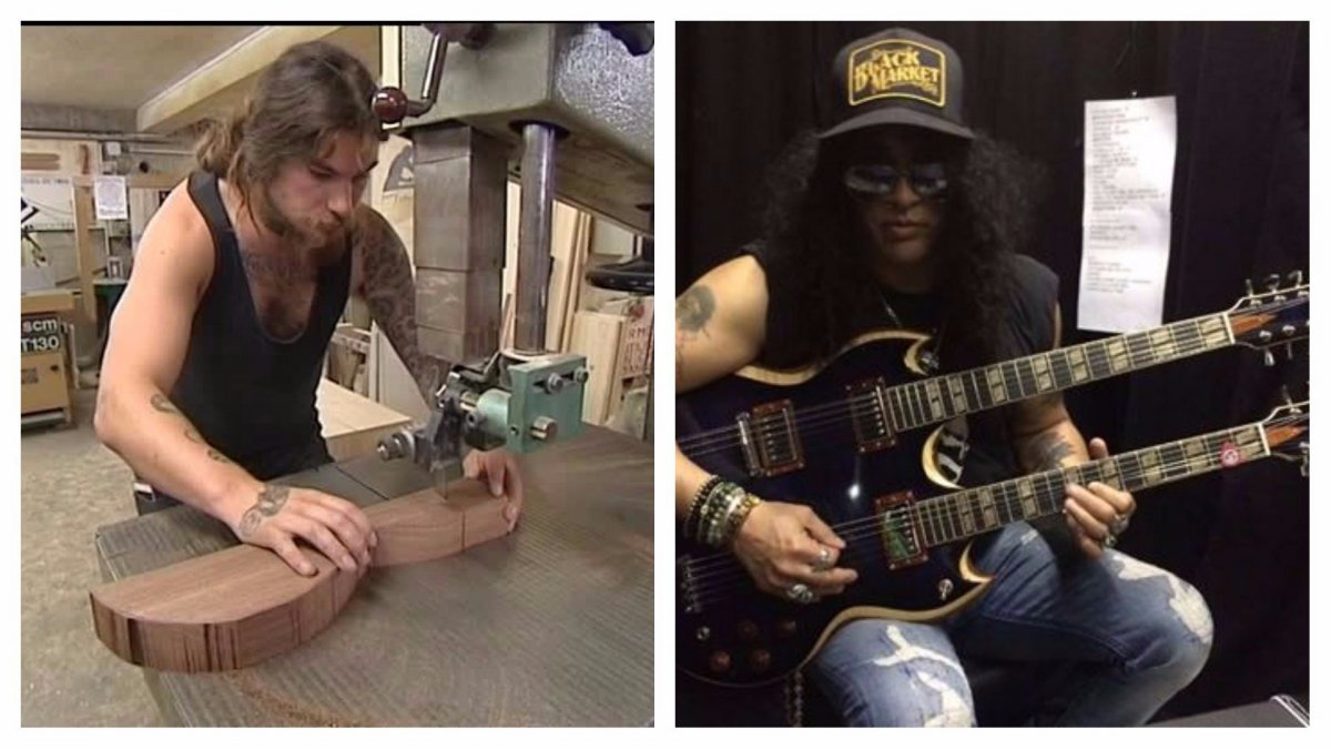 D'un atelier de Belfort au studio de Slash des Guns N' Roses : l'incroyable destin de Guitare Novo