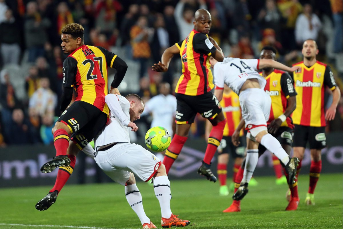 Ligue 2 : Lens chute encore