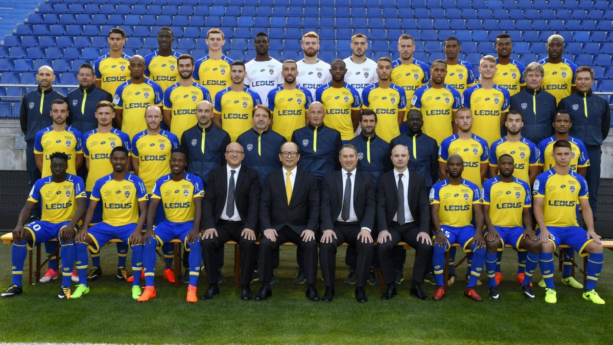 Le FCSM dévoile sa photo officielle 2017-2018