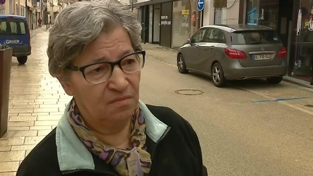 VIDEO. Interpellation du mari d'Alexia Daval : les habitants de Gray sous le choc