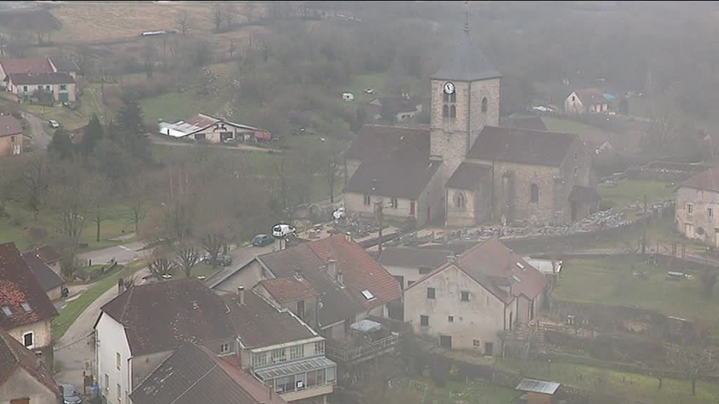 Saint-Laurent-La-Roche (Jura). / © France 3 FC