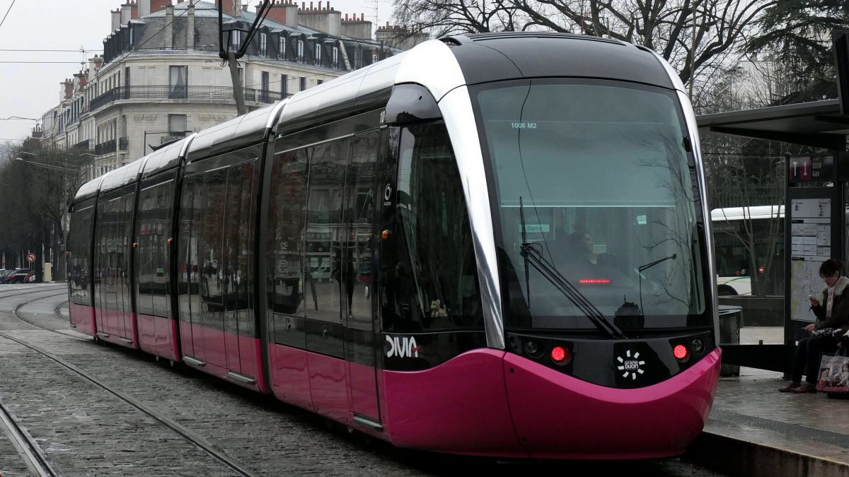 ​​​​​​​Grand Dijon : attention, aucun tramway ne circule ce lundi matin !
