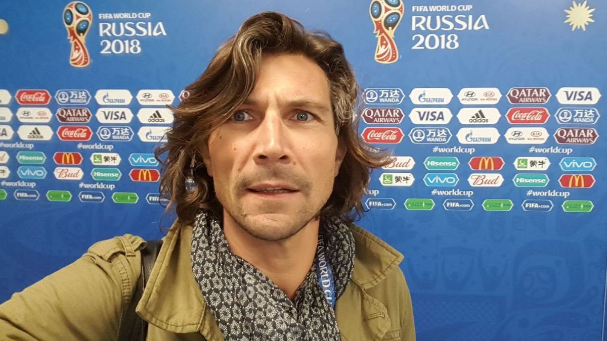 INTERVIEW. Coupe du monde : François Verdenet, journaliste à France Football en direct de Russie