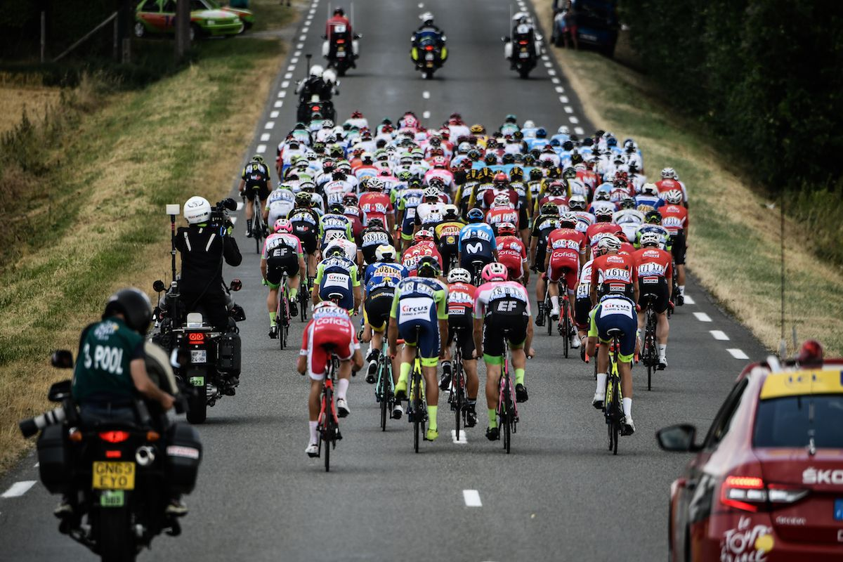 DIRECT VIDEO. Dreux > Amiens Métropole : suivez la 8e étape du Tour de France 2018 en streaming
