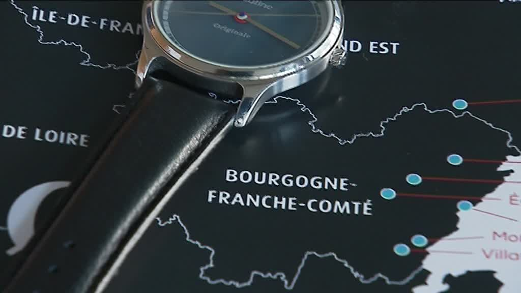 Montres Routine : le pari du Made in France