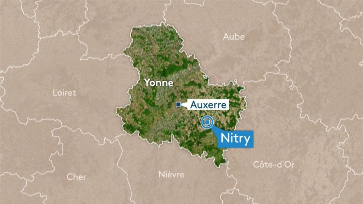 Nitry : accident mortel sur l'autoroute A6