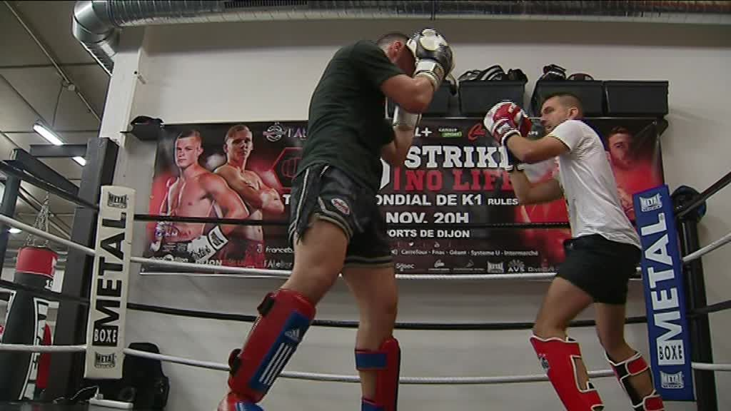Sport : on a testé...le kick-boxing !