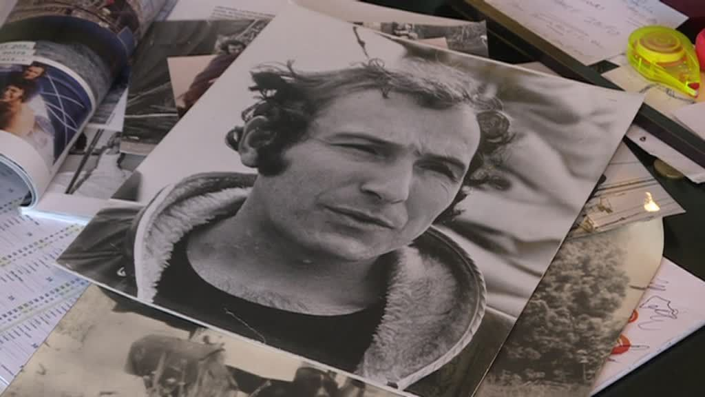 Clamecy commémore la disparition d'Alain Colas en 1978