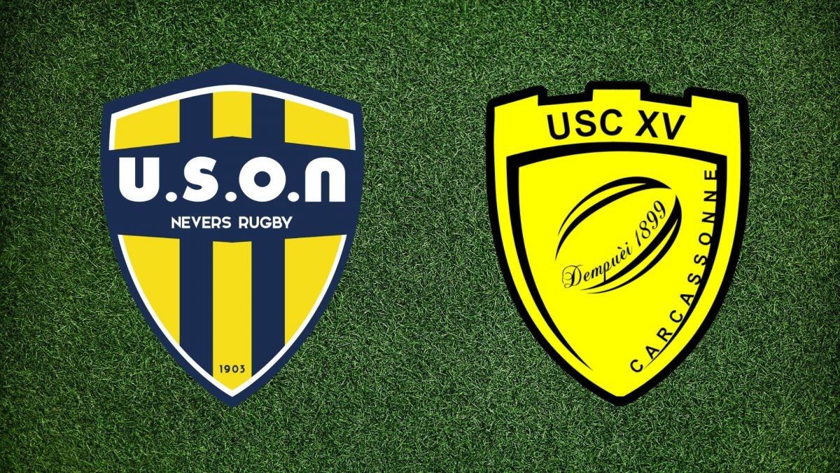 Rugby / Pro D2 : Nevers