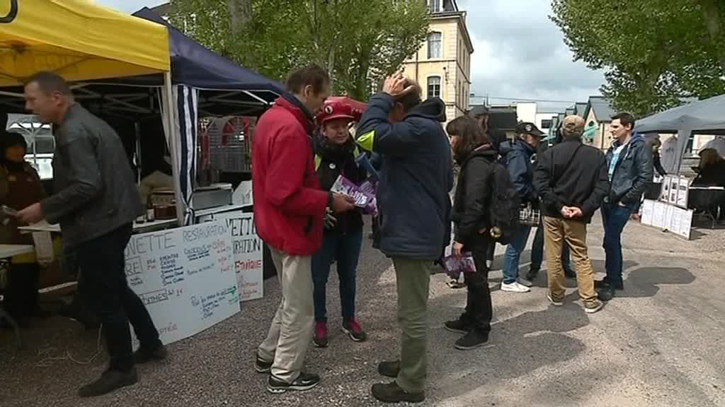 Vesoul : les associations de protection des animaux organisent un rassemblement national