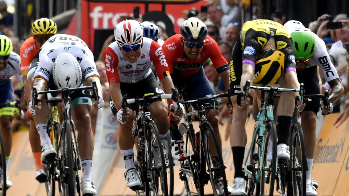 DIRECT VIDEO. Tour de France 2019 : suivez la 3e étape entre Binche et Epernay