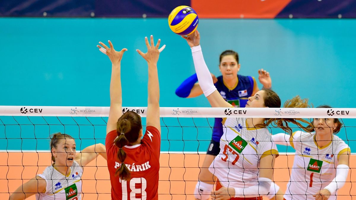 Volley-ball : avant la Coupe d'Europe, les Bleues rentrent en préparation intensive à Belfort