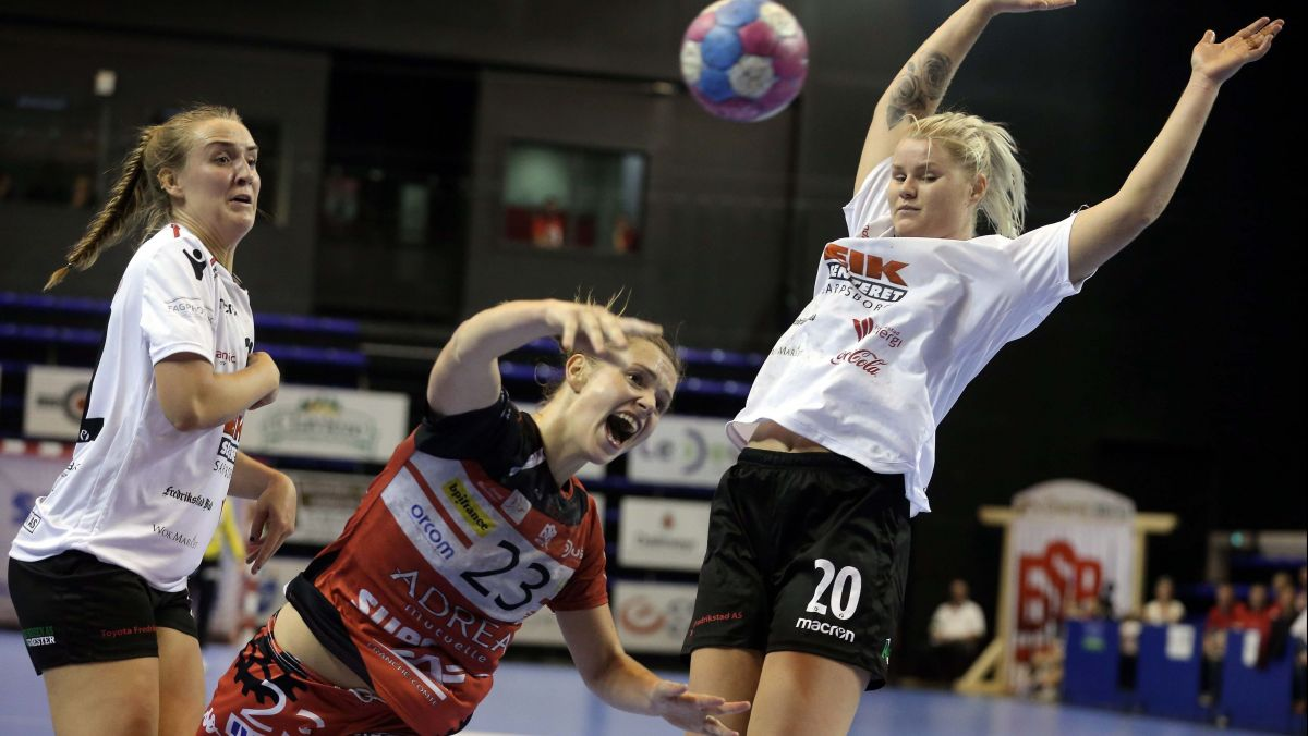 Coupe d'Europe de handball : Victorieuse face à Fredrikstad, L'ESBF se qualifie