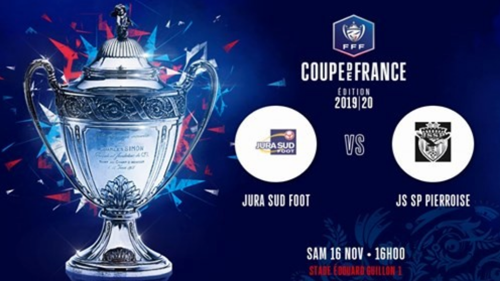 DIRECT. 7e tour de la Coupe de France : suivez le match Jura Sud - JS Saint Pierroise (La Réunion)