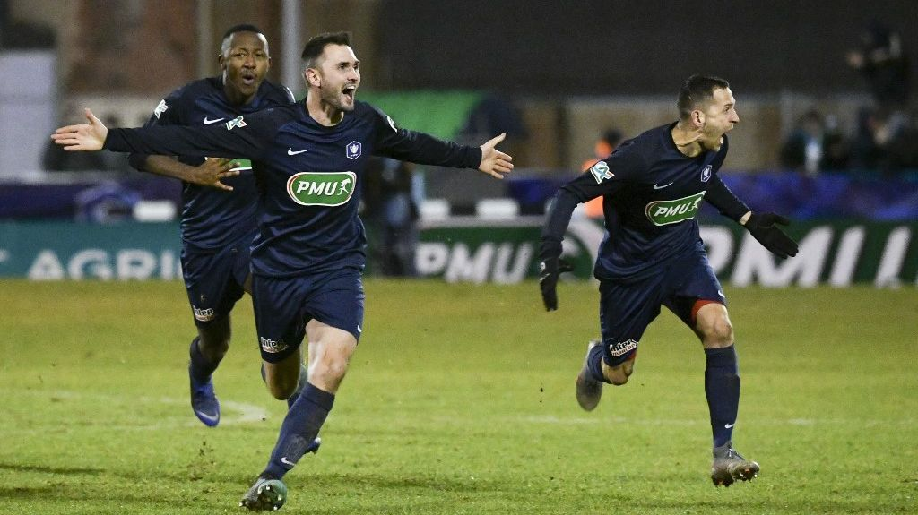 DIRECT. Coupe de France, 8e de finale : l'ASM Belfort réalise l'exploit et se qualifie contre Montpellier !