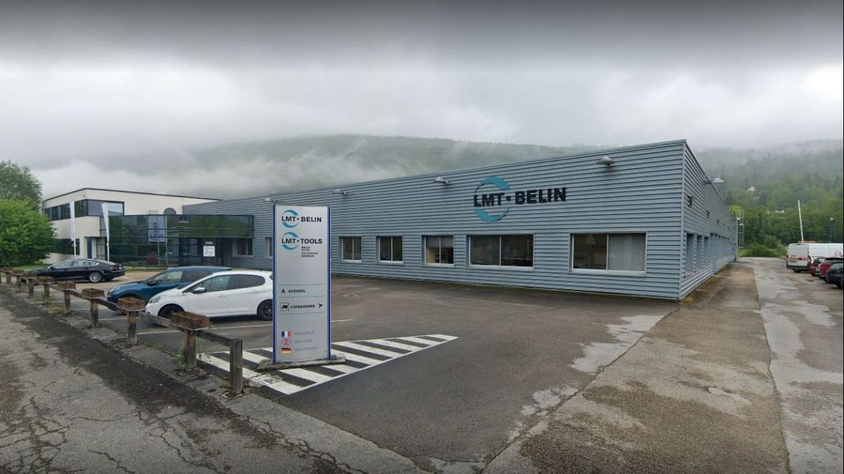 Lavancia-Epercy (Jura) : la fermeture de l'usine Belin France provoque la suppression de 100 emplois