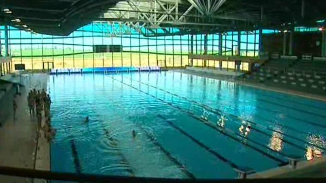 Grand Dijon La Piscine Olympique Attend Son Millionieme Nageur